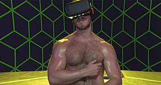 GAY VR SEX GAME